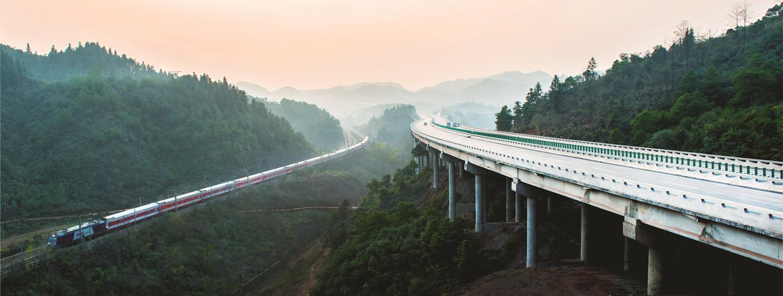 湖南溆浦至怀化高速公路工程-置入